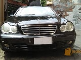 Foto MERCY Type C240 Sport A/T Th 2005 Hitam tangan...