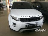Foto Land rover range rover vogue evoque