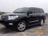 Foto Toyota lc zx 4.6 AT 4WD 2010 Hitam Km9rb...
