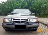 Foto Mercedes benz c 180 1995 dark brown