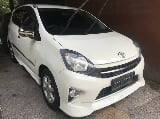 Foto Toyota Agya Manual 2013