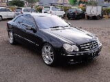 Foto 2008 Mercedes-benz Clk200 Coupe W209 Facelift...