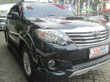 Foto Toyota Fortuner Disel, 2013, Rp 334.000.000