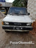 Foto Toyota Kijang Pick Up KF50-Long