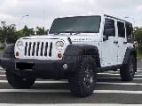 Foto Dijual Jeep Wrangler Rubicon 4 Door (2012)