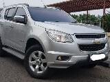 Foto 2013 Chevrolet Trailblazer LTZ