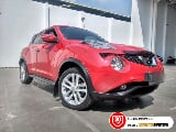 Foto Nissan Juke Revolt Red Interior At 2016 merah...
