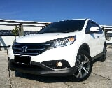 Foto Honda all new crv 2.4 AT 2013 Putih