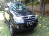 Foto Toyota Fortuner 2.5 G AT 2007