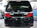 Foto Flash Sale. 2014 Toyota Alphard 2.4 g mpv