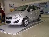 Foto Suzuki splash all new splash matic