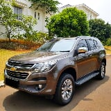 Foto 2017 Chevrolet Trailblazer 2.5