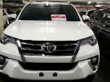 Foto Toyota Fortuner 2.4 Automatic 2016
