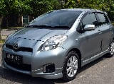 Foto New Yaris Facelift 2012 AT Matic Istw Jarang...