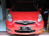 Foto Toyota Yaris E matic 2011 RED