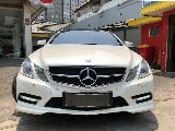 Foto Mercedes-Benz E250 1.8 AMG Coupe 2012! Low...