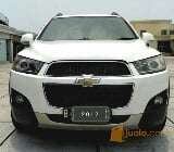 Foto Chevrolet captiva 2.0 AT diesel 2012 putih metalik
