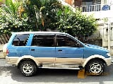 Foto Isuzu panther touring manual turbo 2002