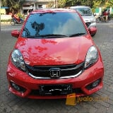 Foto Honda Brio E Manual 2016 Merah Hot