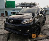 Foto Toyota Fortuner VNT Turbo 2.5AT TRD Diesel 2014...