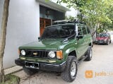 Foto Chevrolet Trooper Diesel 4x4 1991