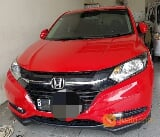 Foto Honda HRV E 1.5 AT 2015 Merah Like New