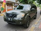 Foto 2013 Ford Everest 2.5 xlt suv