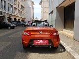 Foto Daihatsu Copen Convertible AT 2015 Orange Km. 2rb