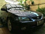 Foto FORD LYNX 2001 Manual biru metalik istimewa