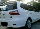 Foto Nissan Grand Livina XV 2014 Manual Putih