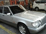 Foto Merc masterpiece e220 1995 manual silver