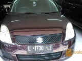 Foto SUZUKI SWIFT St 2010 Manual Burgundy. Tdpe'20