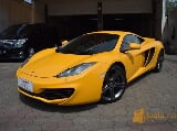 Foto Mc Laren Mp 4-12c