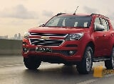 Foto The new trailblazer