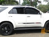 Foto Toyota Fortuner G TRD Sportivo AT 2013