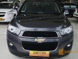 Foto Mobil Chevrolet New Captiva 2.0L AT FWD (diesel)