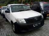 Foto Toyota hilux pick up mt 2014