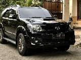 Foto Jual Toyota Fortuner VNT TRD sportivo AT 2013...