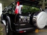 Foto Ford everest th 2007 Tdci, warna Hitam, automatic