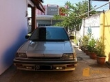 Foto Honda Civic Wonder 86
