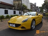 Foto Ferrari California T Yellow 2015