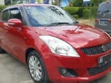 Foto Suzuki Swift Gx 2014
