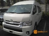 Foto Ready Hi Ace Commutrer Manual Putih Cash/Credit...