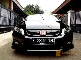 Foto Honda civic th 2012 matic hitam