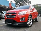 Foto 2016 Chevrolet Trax LTZ 1.5 Turbo