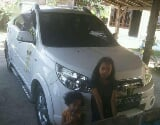 Foto Terios TX Adventure Manual Putih Asli Bali 2009...