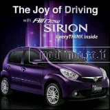 Foto Daihatsu Sirion All New Sirion 2014