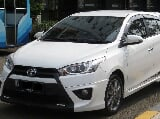 Foto YARIS S TRD AT 2015 Low Km Nyaris Baru