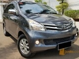 Foto Toyota Avanza 1.3G 2013 Manual (Double Airbag)
