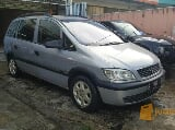 Foto Chevrolet zafira matic 1.8cd 2001 abu metalik...
